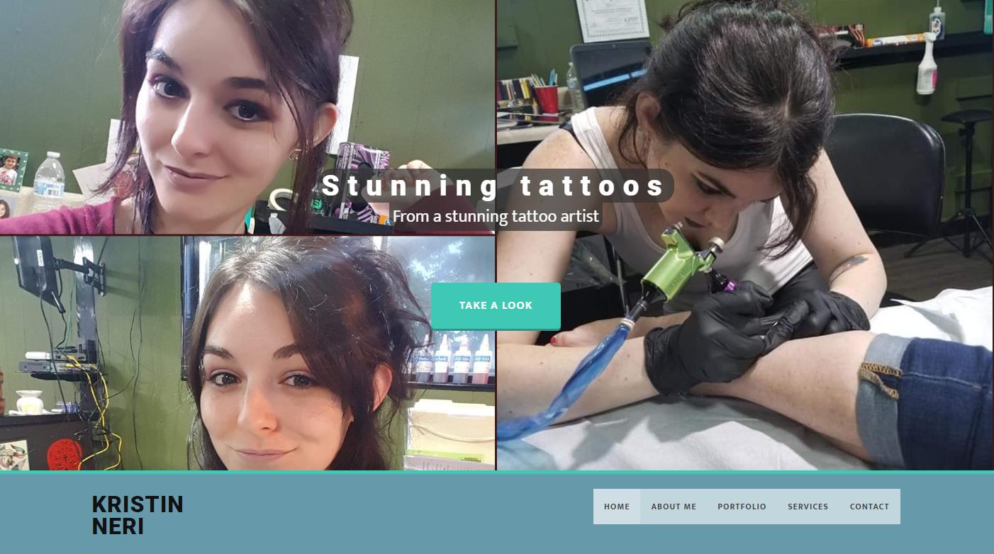 Kristin Neri Tattoos